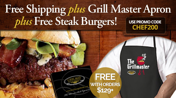 Chicago Steak Company: FREE st...