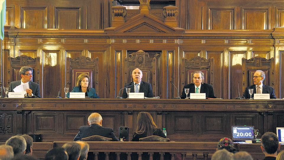 El fallo de la Corte Suprema de Justicia fue contra su propia jurisprudencia.