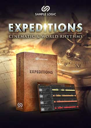 Expeditions by Sample Logic