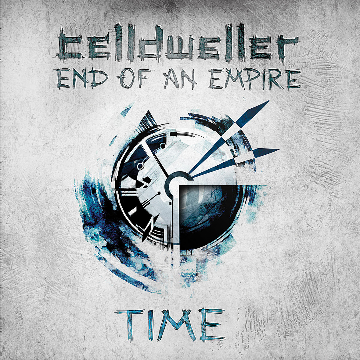 Celldweller End of an Empire  Chapter 01 Cover