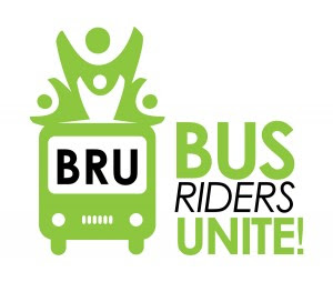 Bus Riders Unite Logo