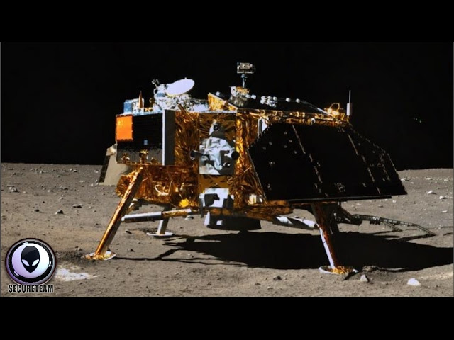 China's Rover NOT ALONE On The Moon 2/6/17  Sddefault