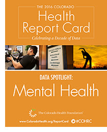 Mental Health Data Spotlight - Cover