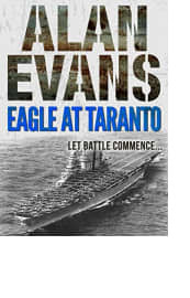 Eagle at Taranto by Alan Evans