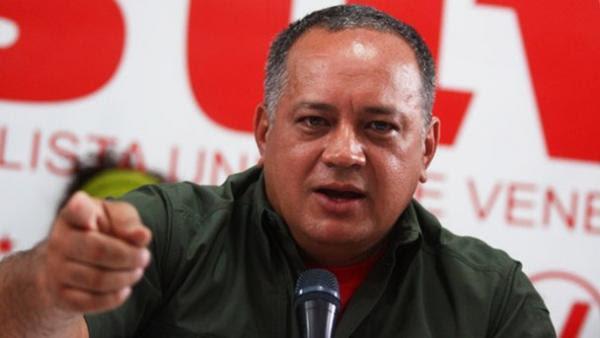 A estar alertas llama Diosdado Cabello