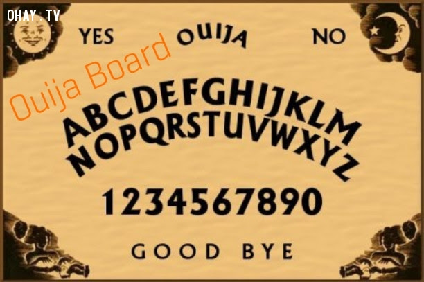 6. Bàn cầu cơ (Ouija Board),tâm linh,công cụ bói toán,bài tarot,bàn cầu cơ