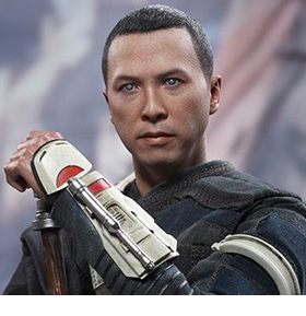 ROGUE ONE 1/6 SCALE CHIRRUT IMWE FIGURE