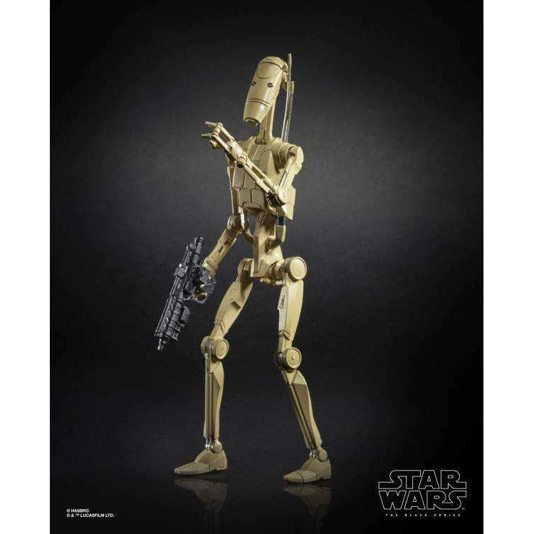 "Image of Star Wars: The Black Series 6"" Wave 20 - Battle Droid (Phantom Menace)"