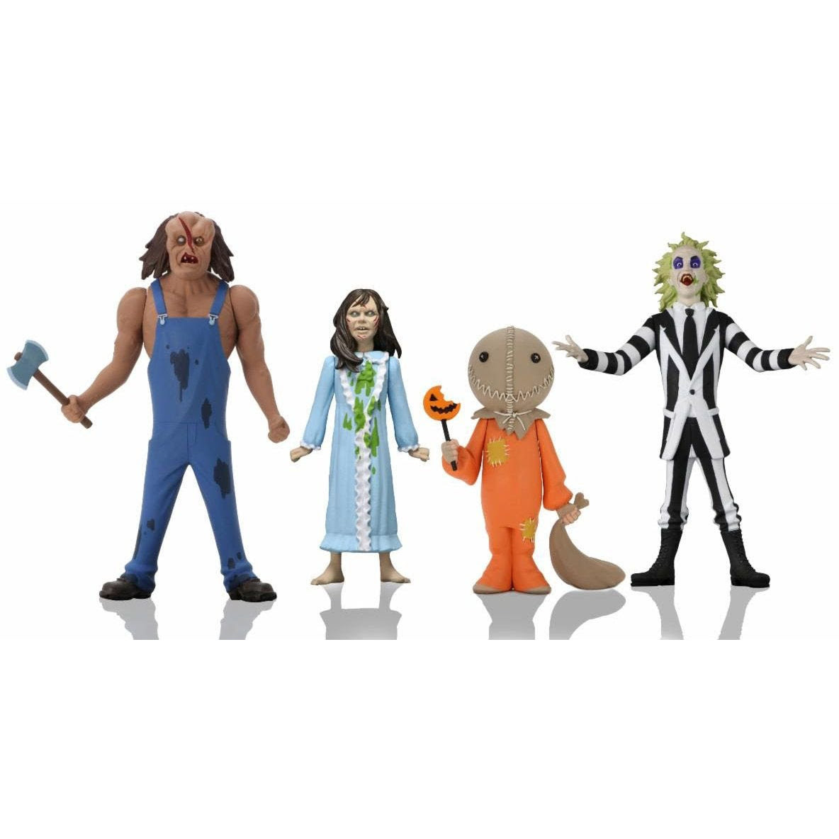"""Image of Toony Terrors 6"""" Scale Action Figure Series 4- Set of 4 - JULY 2020"""