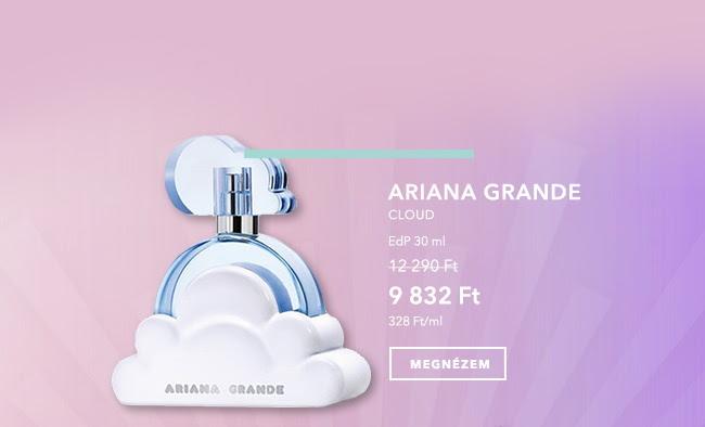 Glamour-napok Douglas - Ariana