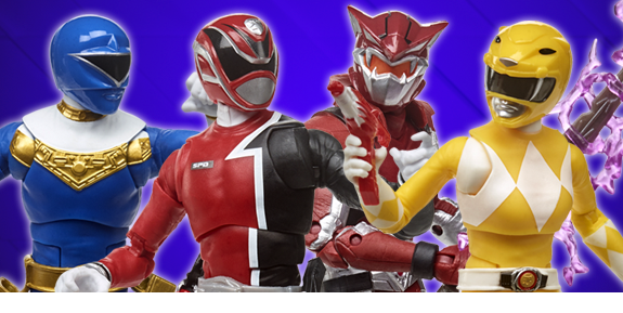Power Rangers Lightning Collection Wave 4