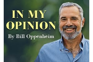 In My Opinion - Bill Oppenheim Graphic