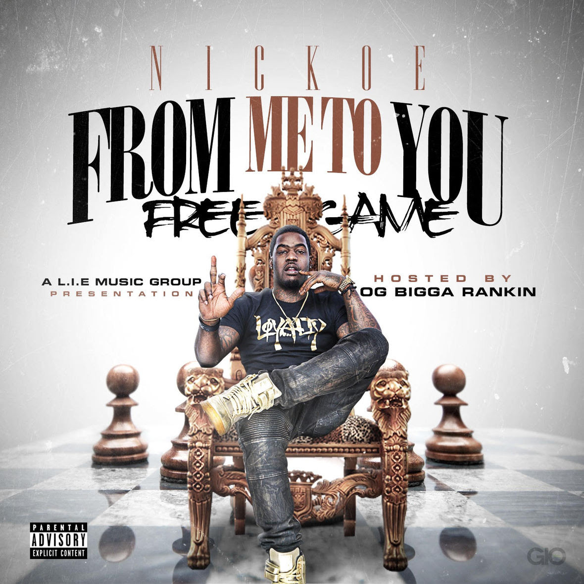 Nickoe - From Me To You FreeGame Front Cover