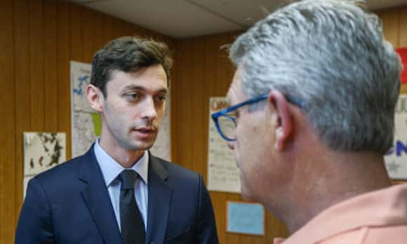 Jon Ossoff in Georgia