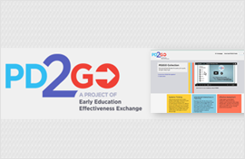 PD2Go Logo and Website Screenshot
