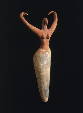 Egyptian Goddess Statue