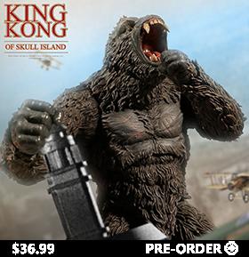 KING KONG OF SKULL ISLAND FIGURE