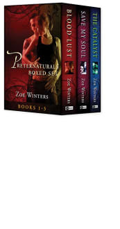 Preternaturals Boxed Set: Books 1–3 by Zoe Winters
