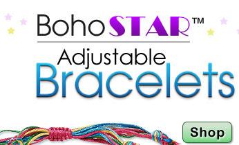 Hot BohoSTAR Bracelets...