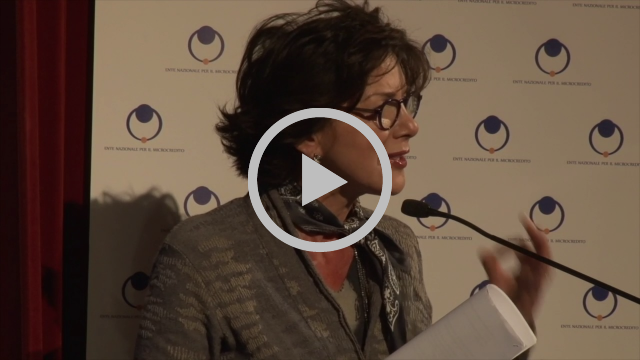 3° Forum Europeo della Microfinance | Interventi istituzionali