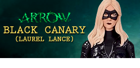 ARROW TV BLACK CANARY (LAUREL LANCE)