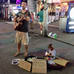 The Busking Project