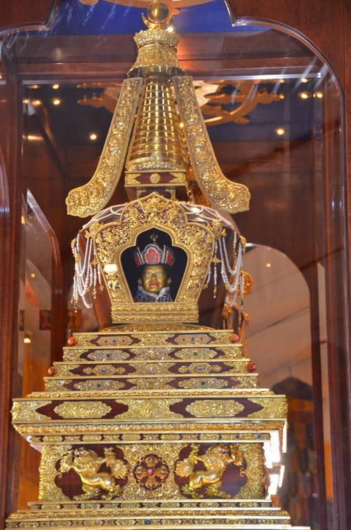 TNR Ku-dung Stupa