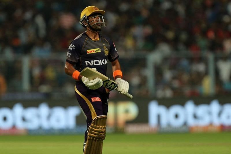 Robin Uthappa failed to prove his worth in IPL 2019 (Image Courtesy - IPLT20/BCCI)