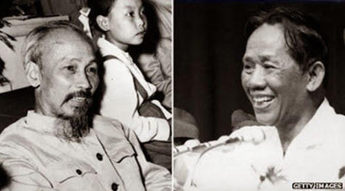 Ký ức của Mao không có Lê Duẩn