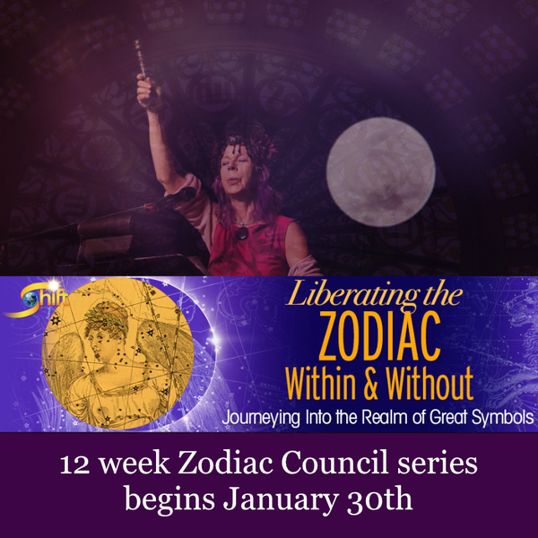 Liberating the Zodiac with Caroline W. Casey