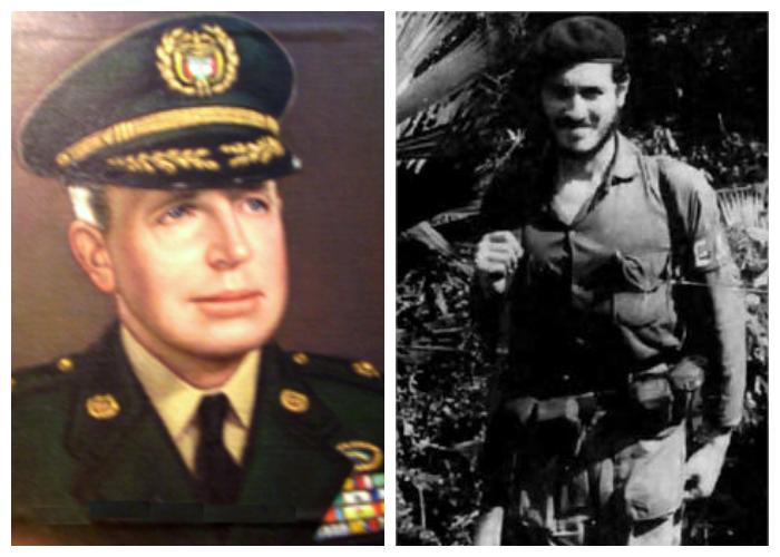 La historia de cómo el general Valencia Tovar escondió durante 41 años el cadáver de Camilo Torres