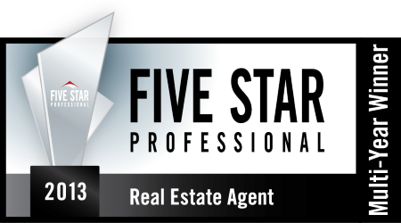 Five Star Professional Award for Dan Firks