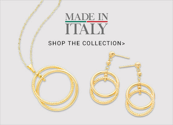 Made in Italy Shop Now>