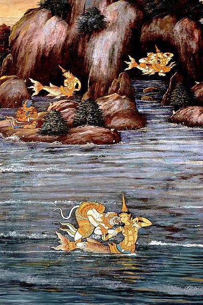 File:Hanuman and Mermaid Suvannamaccha.jpg