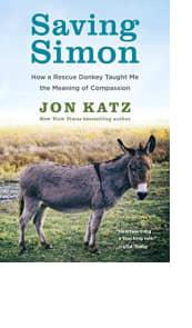 Saving Simon by Jon Katz