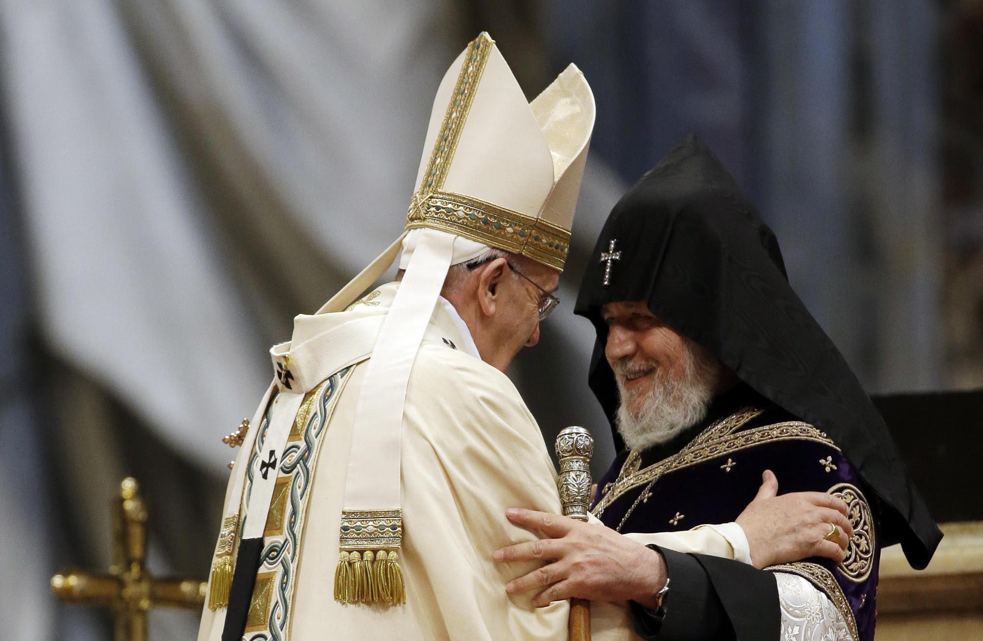 Pope Francis Visit to Armenia