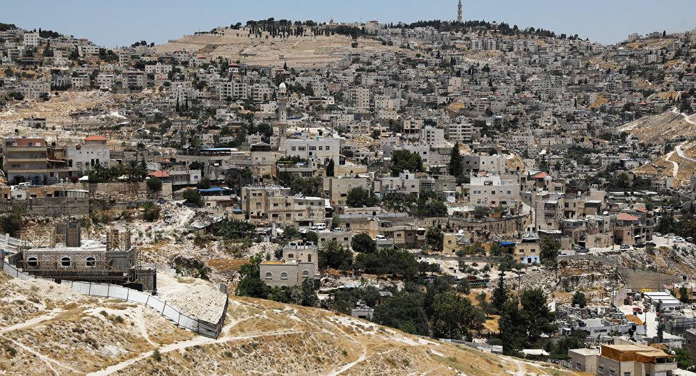 Conoce el primer plan israelí para reducir la población palestina de Jerusalén este