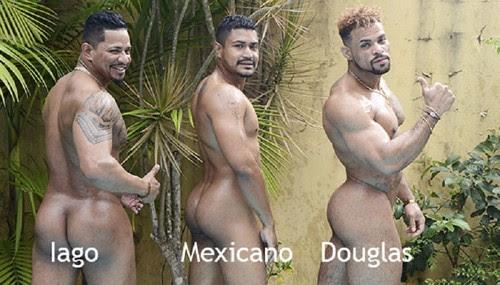 MundoMais - Iago, Mexicano & Douglas: Verao na Piscina