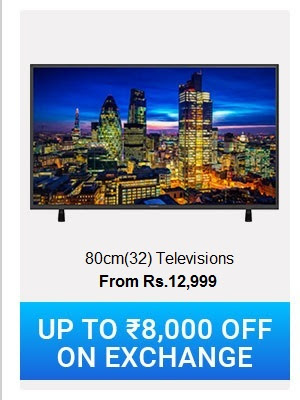 80cm (32) TVs - From Rs.12,999