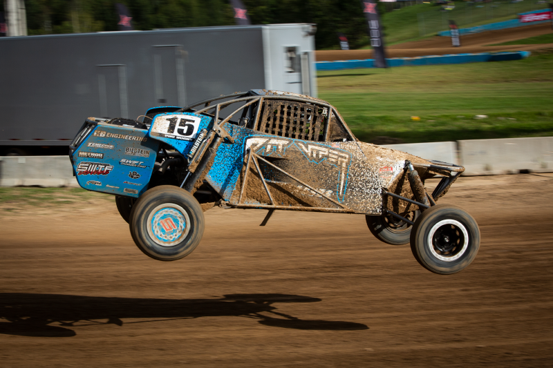Trey D Gibbs, Alumi Craft Race Cars, Pro Buggy, Bink Designs