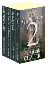 The Elizabeth Chater Regency Romance Collection #2