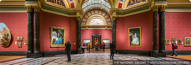 The National Gallery is back!
