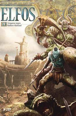 Elfos (Cartoné 112 pp) #13