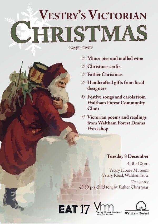 Vestry's Victorian Christmas