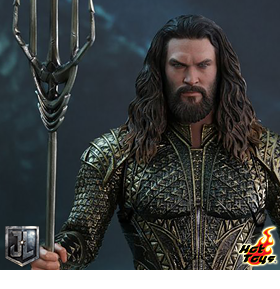JUSTICE LEAGUE AQUAMAN 1/6 SCALE FIGURE