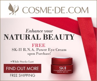 Enhance your natural beauty: Free SK-II R.N.A. Power Eye Cream upon Purchase!*While Stocks Last. Find Out More!