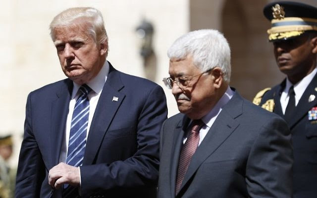 Abbas won't meet Kushner, Greenblatt or any of Trump peace team; Far-right to run Austrian defense, foreign affairs; Seinfeld: Israeli Jews less whiny