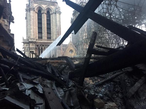 Collecte nationale pour Notre-Dame de Paris : déjà des millions d'euros collectés