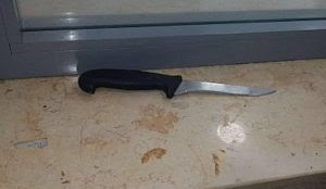 "Israeli Border Police stop two knife-carrying ""Palestinians"" in two days"