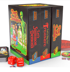 Steven Rhodes Games Kickstarter Exclusive Three-Pack